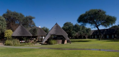 (English) Okahandja Country Hotel