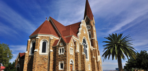 Windhoek City Tour